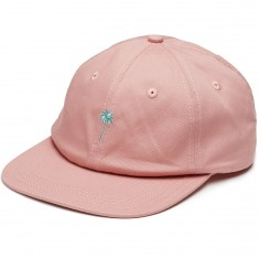 WeSC Palm Strapback Hat - Misty Rose
