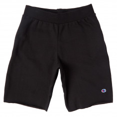 Champion Reverse Weave Cutoff Shorts - Black