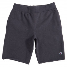 Champion Reverse Weave Cutoff Shorts - Granite Heather