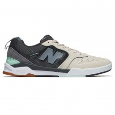 New Balance Numeric 868 Shoes - Grey/Mint