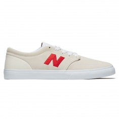 New Balance 345 Shoes - White/Red