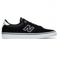 New Balance 255 Shoes - Black/White