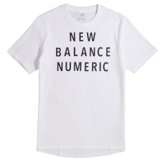 New Balance Woodmark T-Shirt - White
