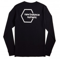 New Balance NB Longsleeve T-Shirt - Black