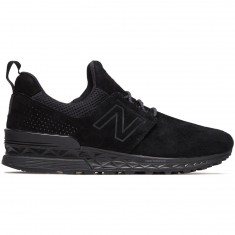 New Balance 574S Shoes - Black