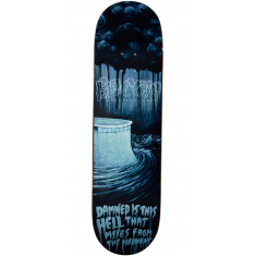 Bacon Heavens Piss Skateboard Deck - 8.75""