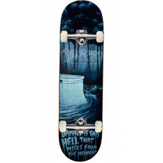 Bacon Heavens Piss Skateboard Complete - 8.75""