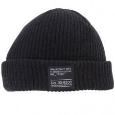 Spacecraft Dock Beanie - Black