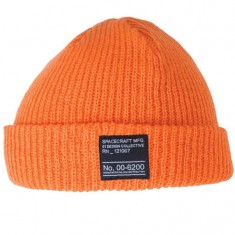 Spacecraft Dock Beanie - Neon Orange