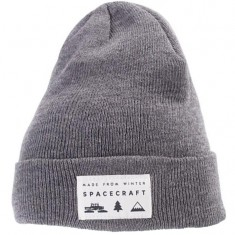 Spacecraft Otis Beanie - Charcoal Heathered