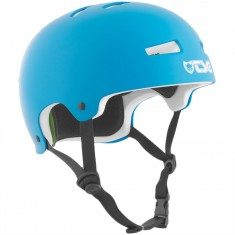 TSG Evolution Solid Color Helmet - Satin Dark Cyan