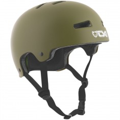 TSG Evolution Solid Color Helmet - Satin Olive