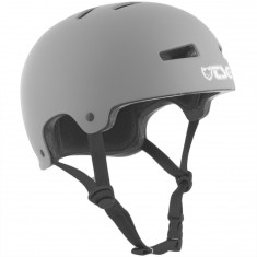 TSG Evolution Solid Color Helmet - Satin Coal