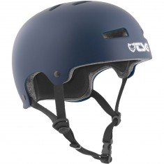 TSG Evolution Solid Color Helmet - Satin Blue