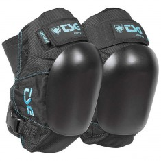 TSG Force V A Knee Pads - Black