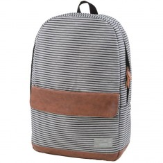Hex Echo Backpack - Apex Black Stripe