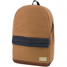 Hex Echo Backpack - Composite Tan/Navy