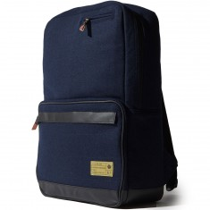 Hex Origin Backpack - Marlow Navy Wool