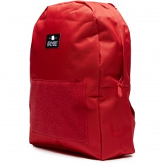 Acembly Customizable Backpack - Red