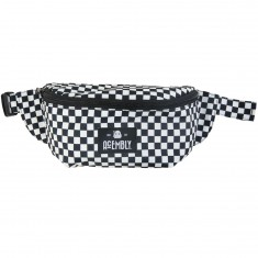 Acembly Waist Pack - Black/White Checkered