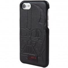 Hex X Star Wars iPhone 8 Phone Case - Darth Vader Black Emboss