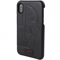 Hex X Star Wars iPhone X Phone Case - Darth Vader Black Emboss