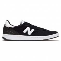 New Balance 440 Shoes - Black/White