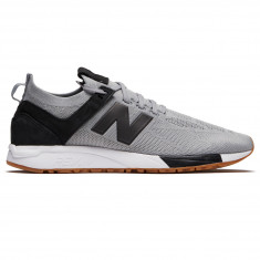 New Balance 247 Decon Engineered Mesh Shoes - Steel/Black
