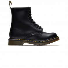 Dr. Martens Womens 1460 8 Eye Smooth Leather Boots - Black