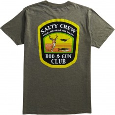 Salty Crew Good Ole Boy T-Shirt - Peppered Sage