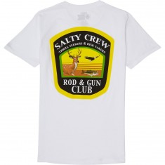Salty Crew Good Ol Boy T-Shirt - White