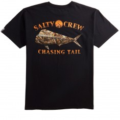 Salty Crew Muddy Mahi T-Shirt - Black