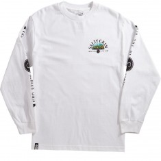 Salty Crew Calico Long Sleeve T-Shirt - White