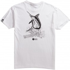 Salty Crew Marlin Skp T-Shirt - White
