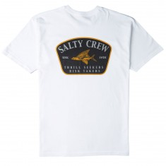 Salty Crew Leeward T-Shirt - White
