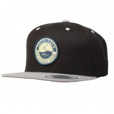 Salty Crew Chasing Tern Hat - Black