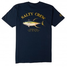 Salty Crew Ahi Mount T-Shirt - Navy