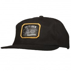 Salty Crew Wind N Grind Hat - Black