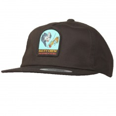 Salty Crew Dinner Bell Hat - Black