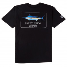 Salty Crew Blue Rogers T-Shirt - Black