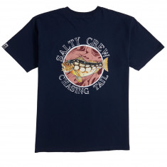 Salty Crew Hot Butter T-Shirt - Navy