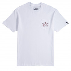 Salty Crew Tuna School T-Shirt - White