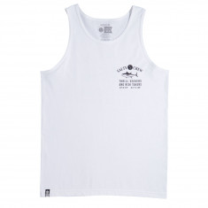 Salty Crew Markets Tank Top - White
