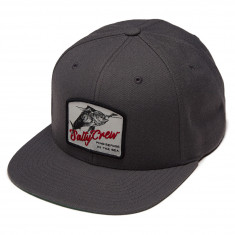 Salty Crew Seeker Hat - Charcoal