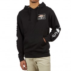 Salty Crew Spot Tail Fleece Hoodie - Black