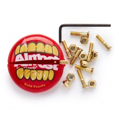 Almost Gold Nuts & Bolts in Your Mouth - Allen - 7/8