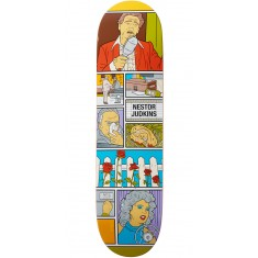 Enjoi Movie Night Impact Light Skateboard Deck - Nestor Judkins - 8.125