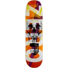 Zero Electric Death R7 Skateboard Deck - Multi - 8.0