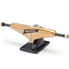 Tensor Alum Reg Switch Flick Skateboard Truck - Gold/Black