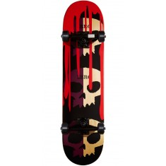 Zero 3 Skull Blood Skateboard Complete - Purple/Natural - 7.375